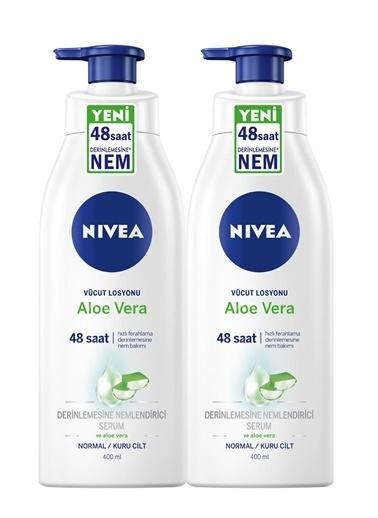 Nivea Nivea Creme Care Kadin Duş Jeli 400 Ml X3 +Güneş Losyonu Spf50 100 Ml Renkli